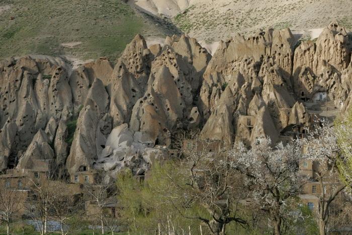 163 iran pechera - В Иране открыта четвёртая по величине пещера в мире