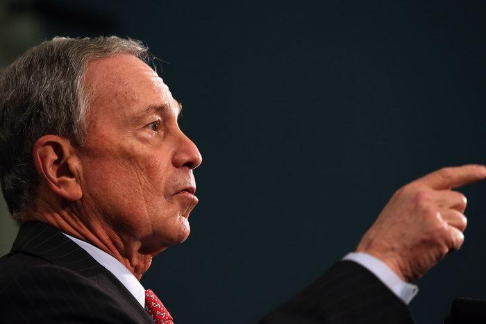 Мэр Нью-Йорка подарил своей альма-матер 350 миллионов долларов