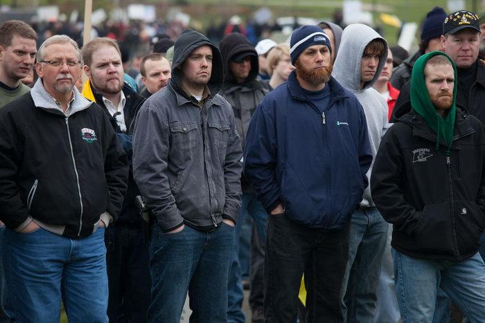 США: демонстранты потребовали ужесточения закона об оружии