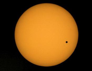 Мини-затмение Солнца Венерой произойдёт 6 июня