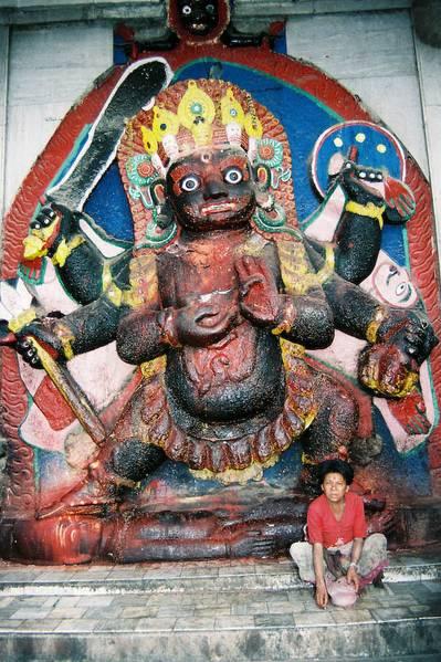 F1000012 new - Священная долина Катманду