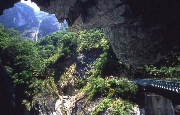 115 Taiwa4 - Путешествие по тайваньскому национальному парку Тароко