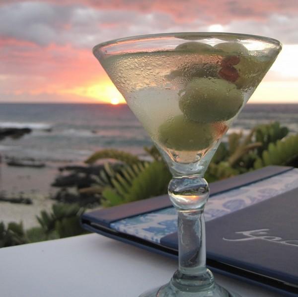 115 martini - Отдых на Гавайях