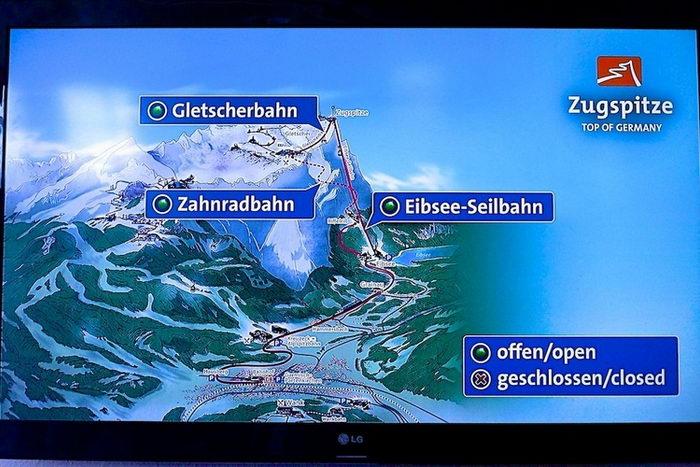 163 Thumb generated 2 120213 - Цугшпитце – самая высокая гора в Германии