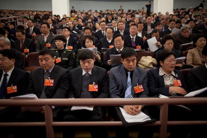 «Две встречи» в Пекине — готовые штампы