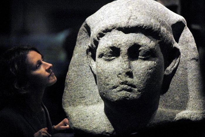 Идентифицированы останки сестры Клеопатры
