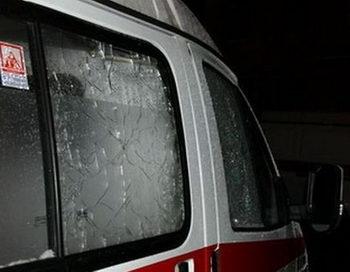 В Москве обстреляли две машины «скорой помощи»