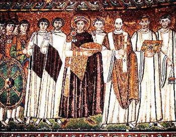 Юстиниан и Феодора. Часть 2