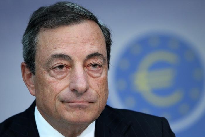 Марио Драги: появились первые ростки восстановления экономики в еврозоне