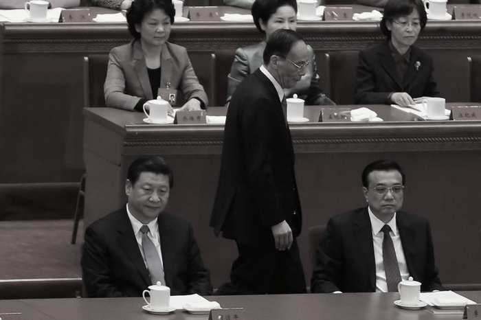 163 Xi Li Wang 1 - Реформа встречает сопротивление в Китае