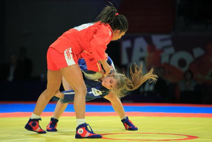 Всемирные игры боевых искусств начались в Санкт-Петербурге