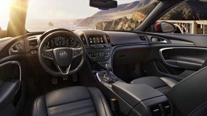 Buick Regal 2014: эффективность без компромиссов