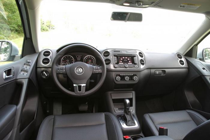 191 2013 Tiguan 1 - Volkswagen Tiguan S 2013