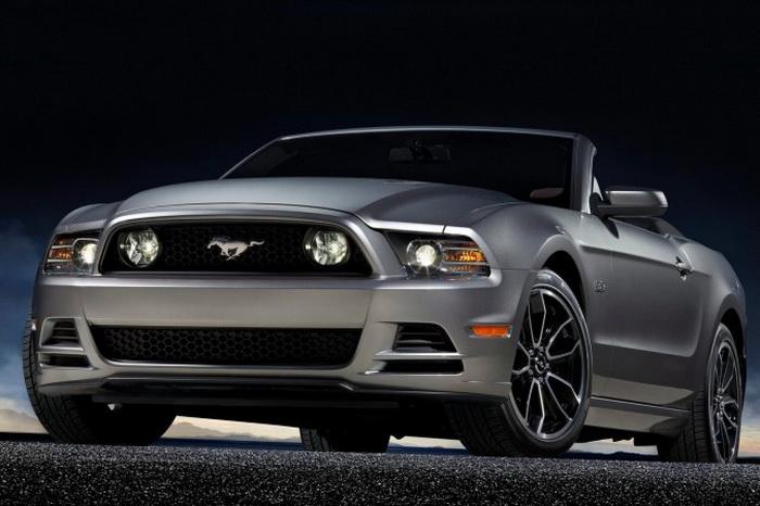 Mustang GT 2014: создание превосходства
