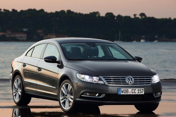 191 Volkswagen CC 2013 - Volkswagen CC — это мощь