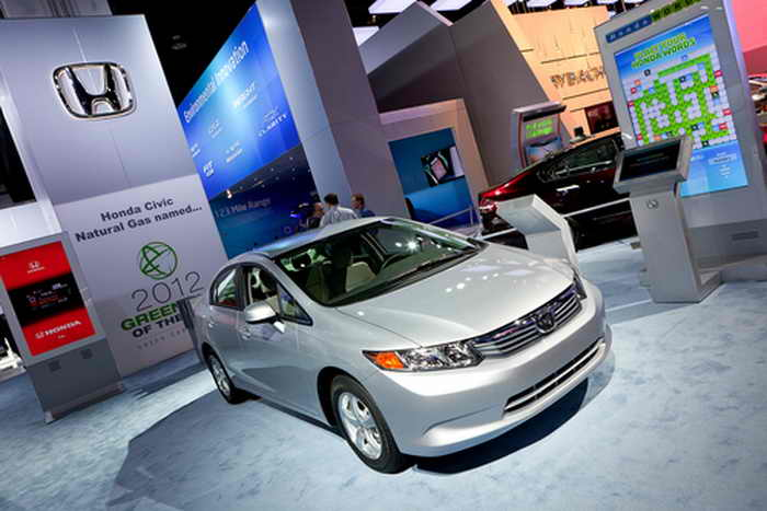 Автомобили на природном газе: за и против