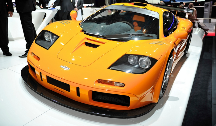 Десять наиболее дорогих автомобилей в мире