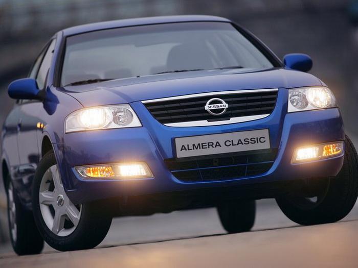 Nissan Almera выйдет в продажу уже в январе
