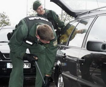 Немцу вернули забытую им припаркованную машину через два года
