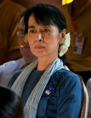 Хрупкая надежда на демократию в Бирме
