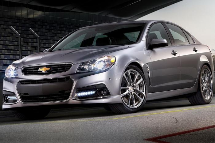 163 Chevrolet - Реинкарнация супермощного седана от Chevrolet