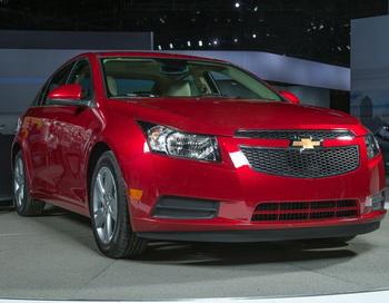 Дизельный Chevrolet Cruze достиг рекордно высокой экономичности