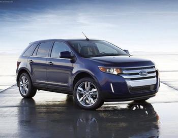 Ford Edge 2012: теперь с EcoBoost
