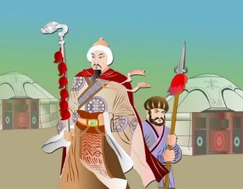 Бань Чао — известный военный деятель и дипломат