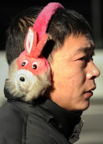 В Китай пришёл год Кролика
