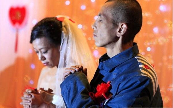 История за кадром: свадьба в тюрьме