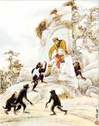 Легенды Древнего Китая: Священные животные.Часть 2