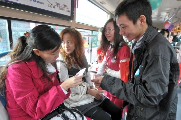 Сватовство - путь современных китайцев