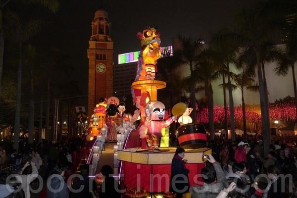 Праздник фонарей Юаньсяо завершил встречу Нового года в Китае