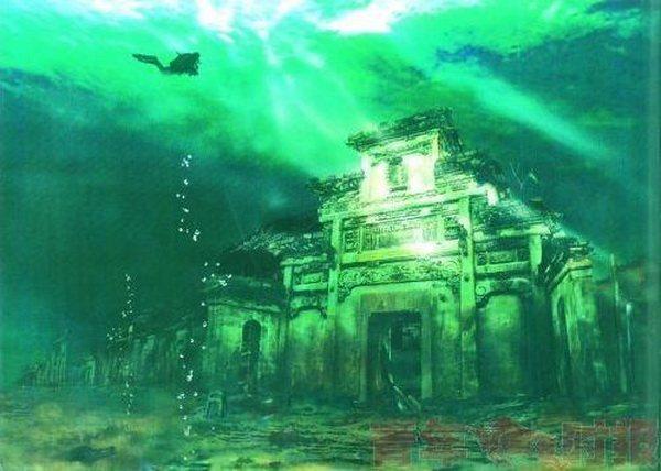 137 2203 guchen3 - Древние города под водой