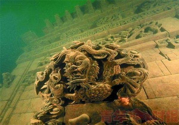 137 2203 guchen4 - Древние города под водой