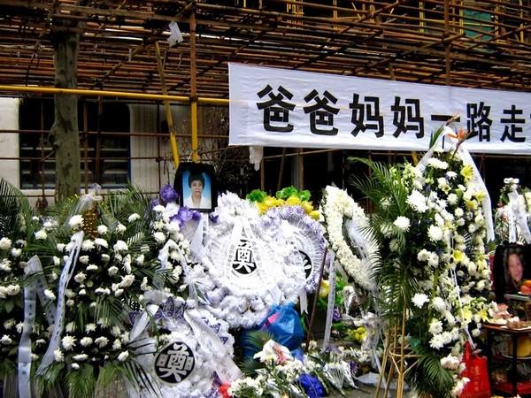 Мнение адвоката: За пожаром в Шанхае стоят коррумпированные чиновники