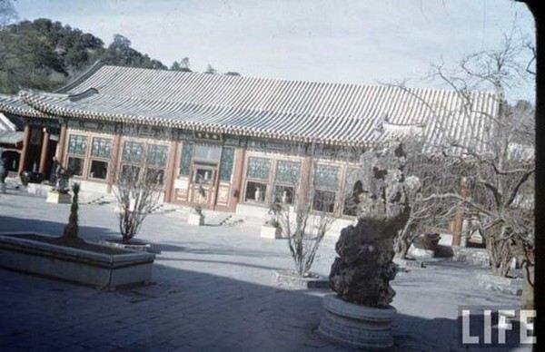 Фотографии старого Пекина. Часть вторая