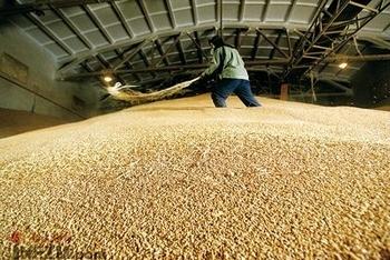 В Китае рухнули два государственных зернохранилища