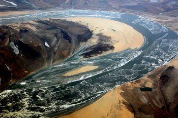 137 u91 0501 huanhe - В реку Хуанхэ вылилось более 100 тонн дизельного топлива