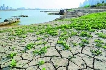 Засуха продолжает усиливаться в Китае