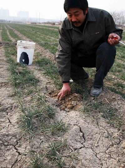 137 u91 1601 hanzai4 - В Китае продолжается засуха