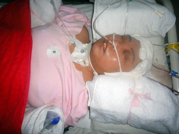 Инсульт стал результатом преследования женщины китайскими властями