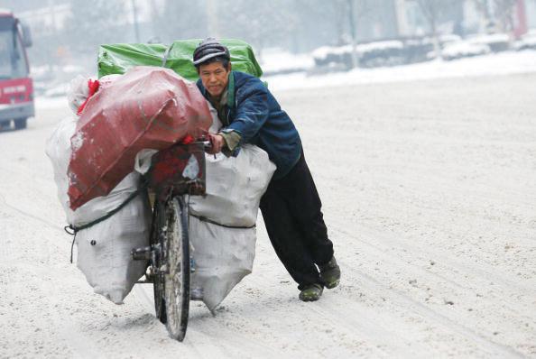 В Пекине уже три месяца нет осадков