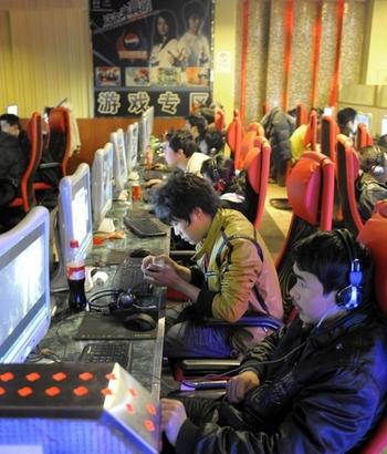 Интернет-зависимость детей в Китае лечат электродубинками