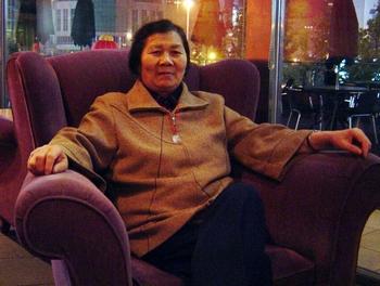137 u91 2711 shi - 70-летнюю женщину пятнадцатый раз арестовали в Китае за духовные убеждения