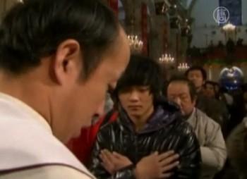 137 u91 2712 jidu - В канун рождества в Китае прошли аресты христиан