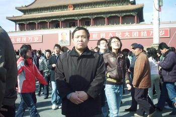 Китайского диссидента власти поместили в психиатрическую больницу