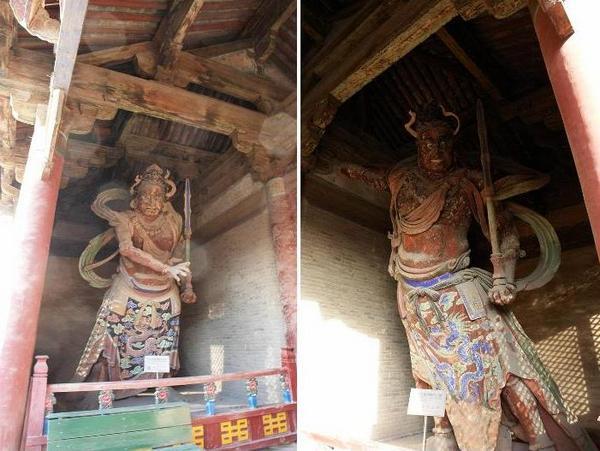 137 u91 hengha3 - Боги-защитники дхармы Хэн и Ха