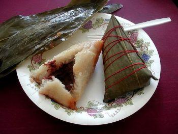 149 Zongzi - Китайские традиции: фестиваль лодок-драконов