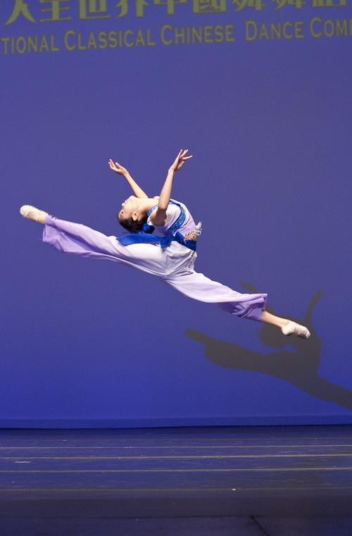 161 Chinese Dance2 - Образ артиста Shen Yun: Анджелия Ван